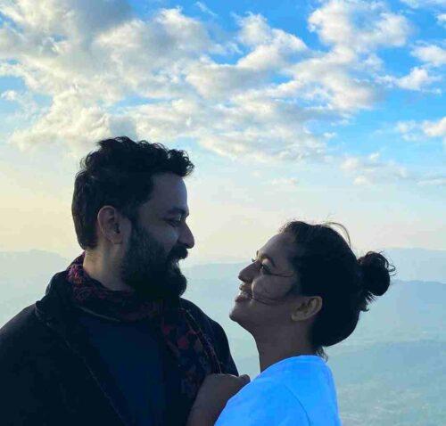 Swapnil Rao : Husband