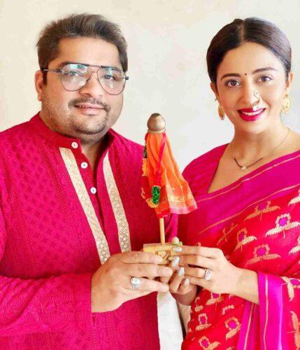 Shardul Singh Bayas: Husband