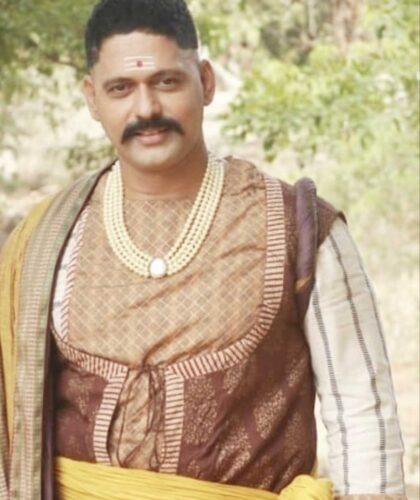 Rajesh Shringarpure tv show