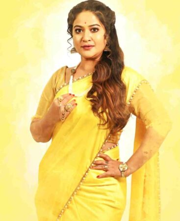 actress Pratiksha Jadhav